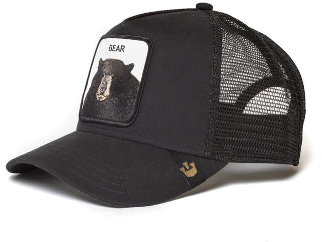 Goorin Bros. Black Bear Trucker Cap black